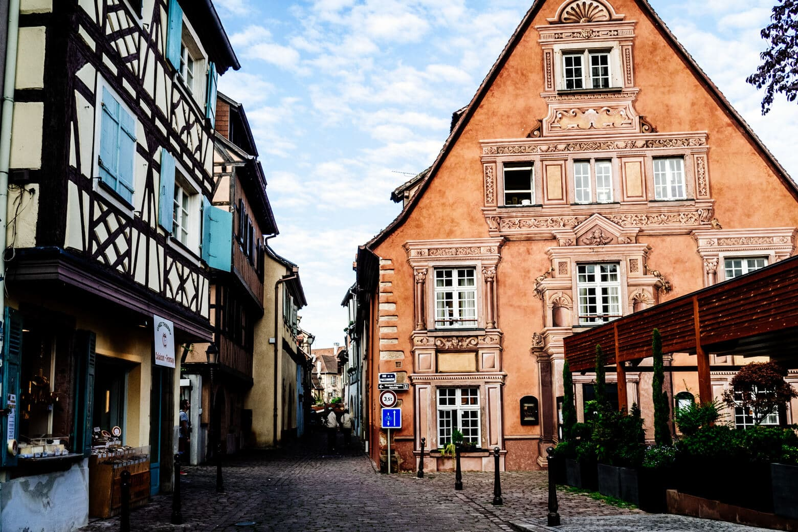 Restaurant in Colmar Alsace