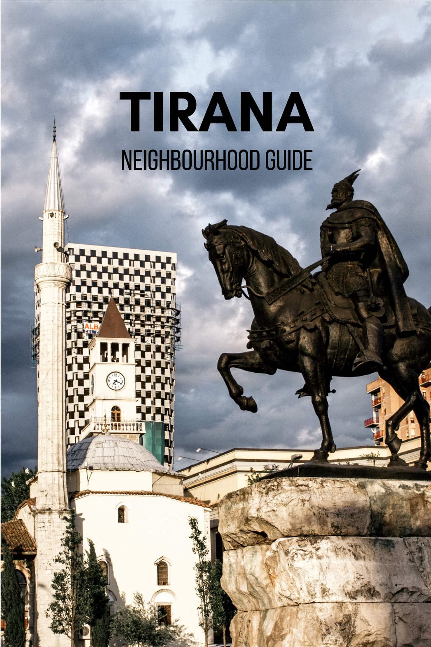Tirana Hotels in Albania
