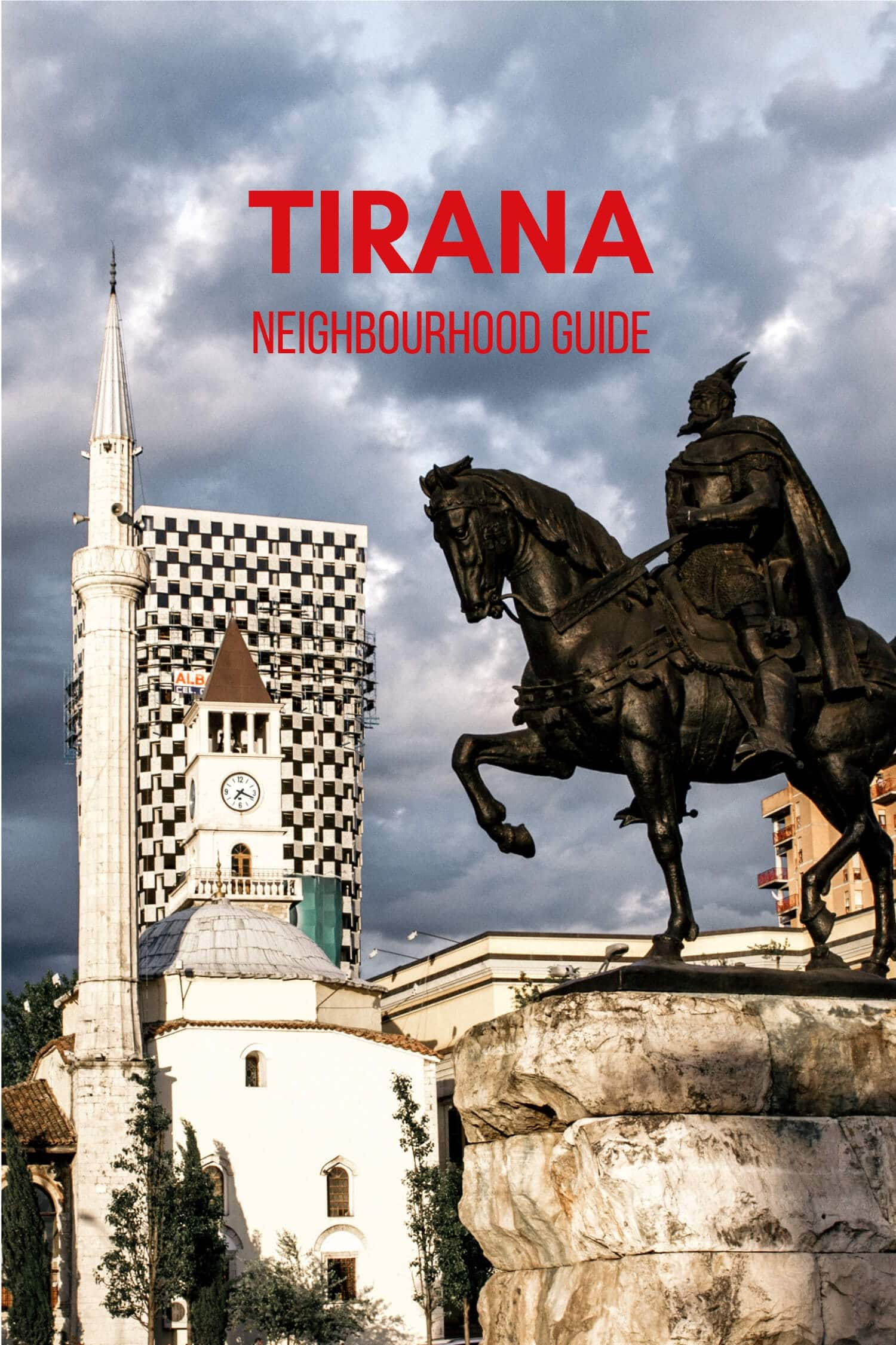 Where to Stay in Tirana