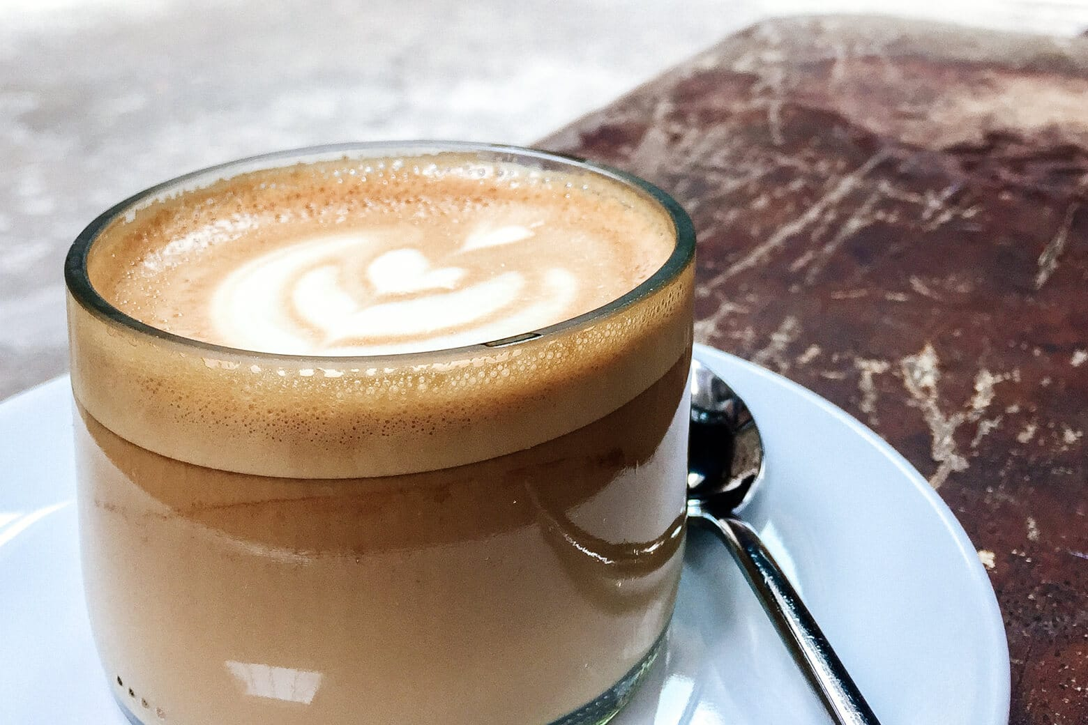 Coffee in Holesovice