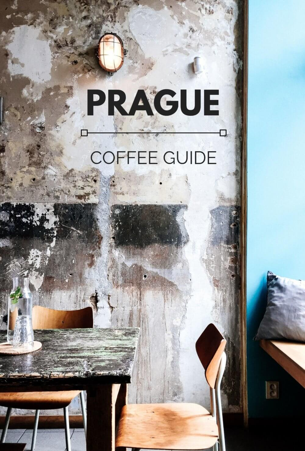 Prague Coffee Shops