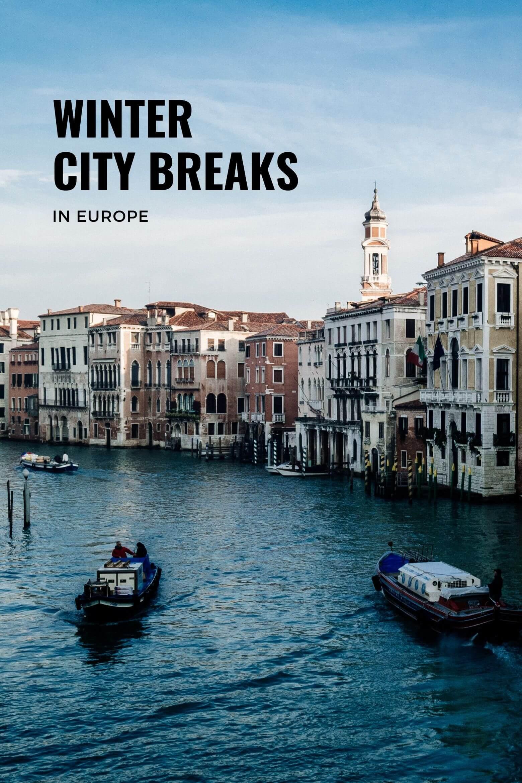 Best Winter City Breaks in Europe