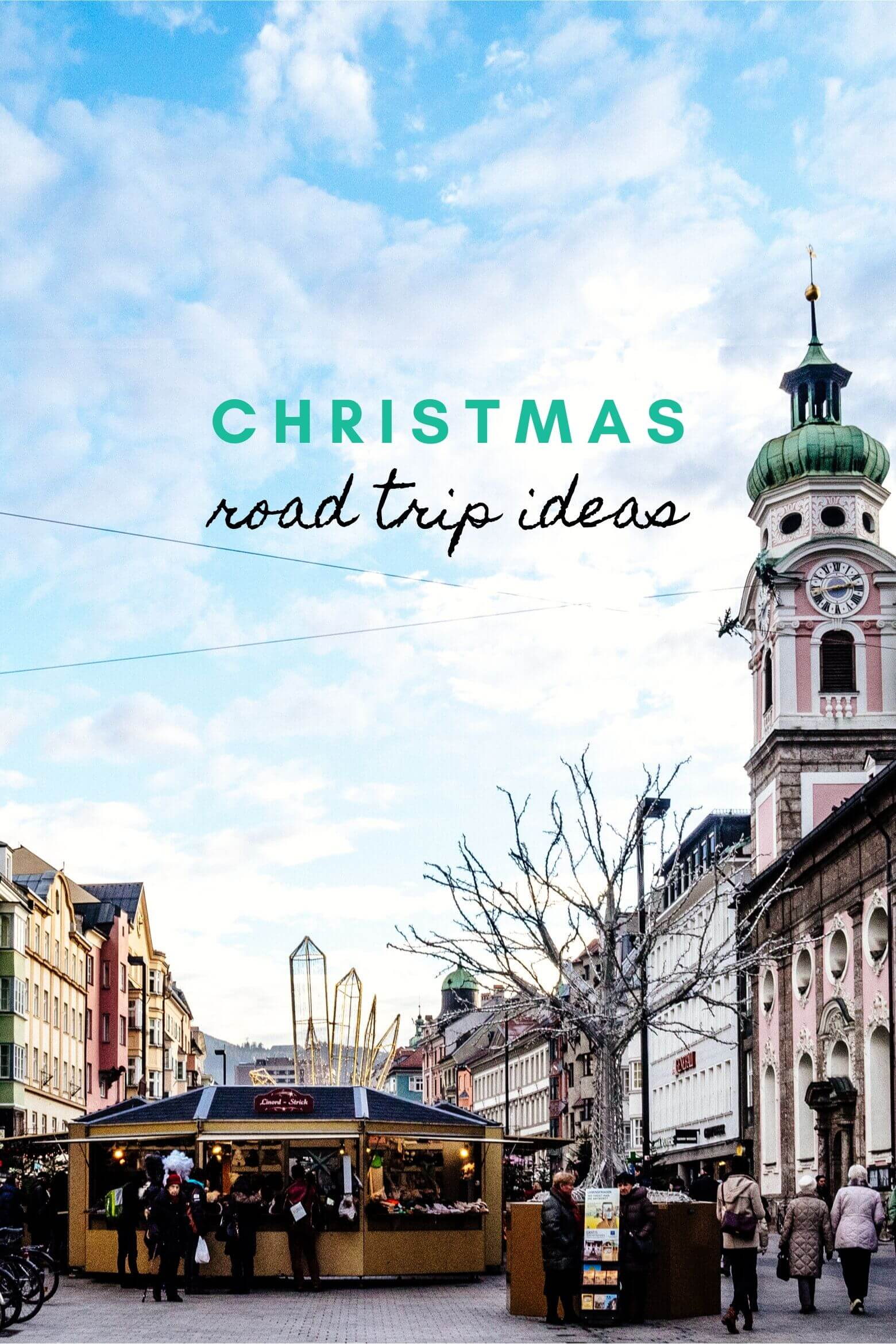 Christmas Road Trip Ideas