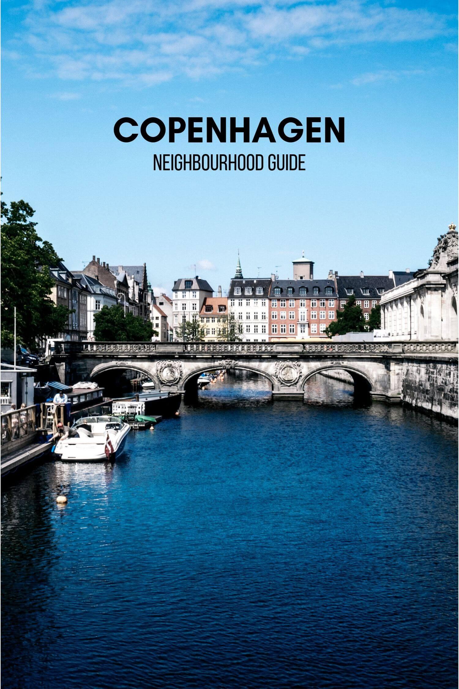Copenhagen Neighbourhoods