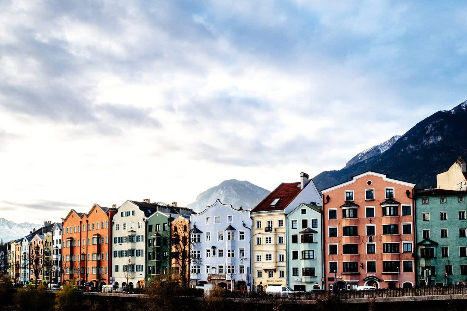 Innsbruck in December