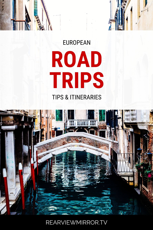 Road Trips in Europe