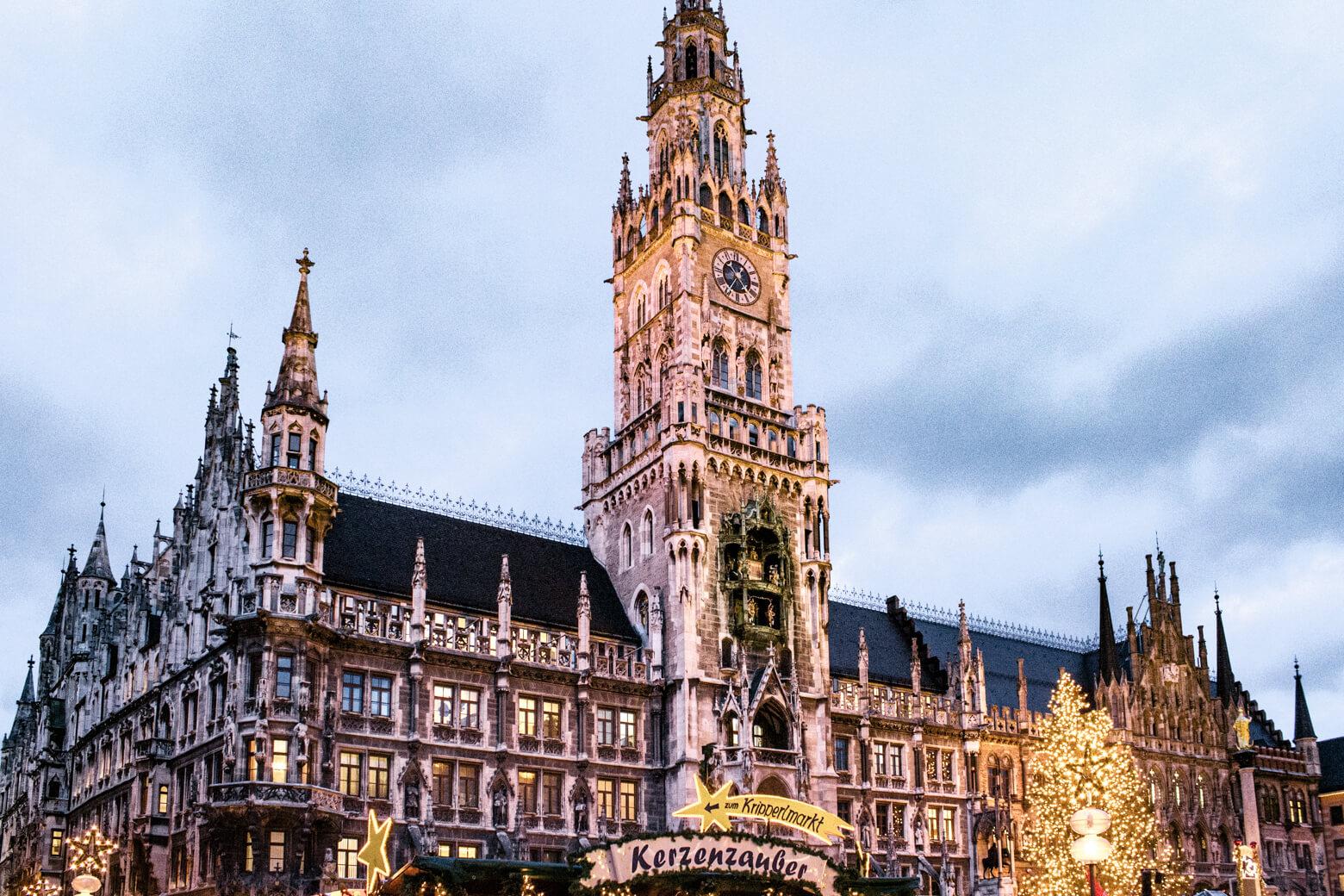 Christmas in Munich, Germany