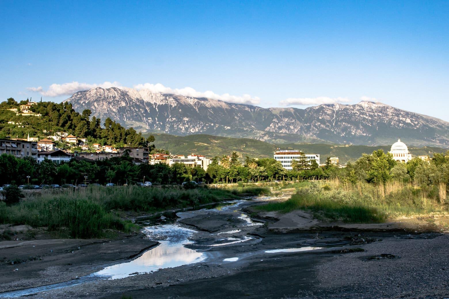 Гора Томорр в Берате