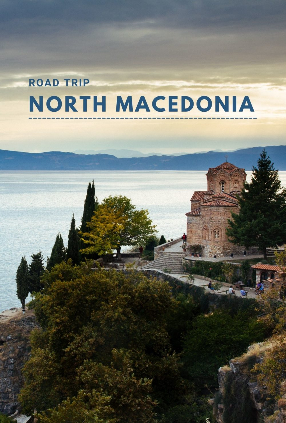 North Macedonia Road Trip