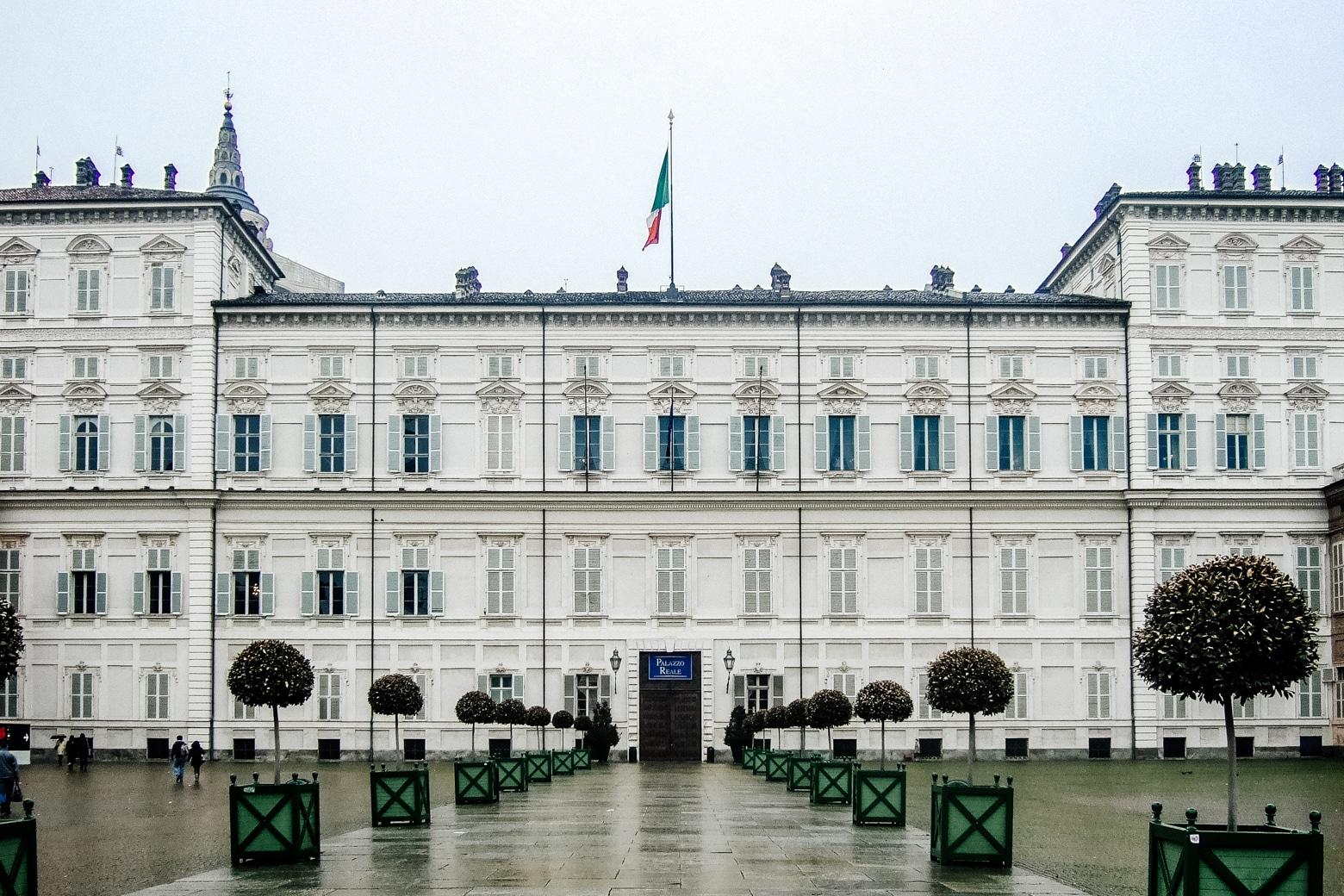 Palace in Turin