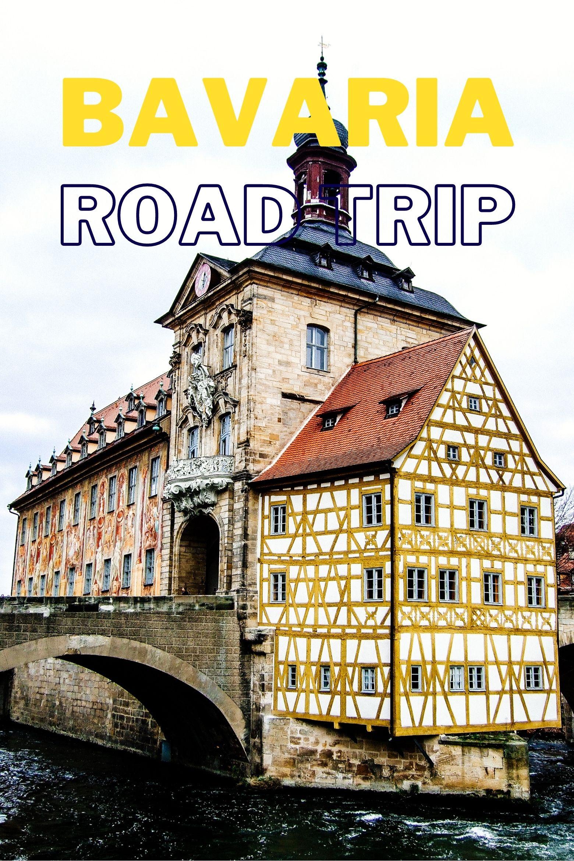 Bavaria Road Trip