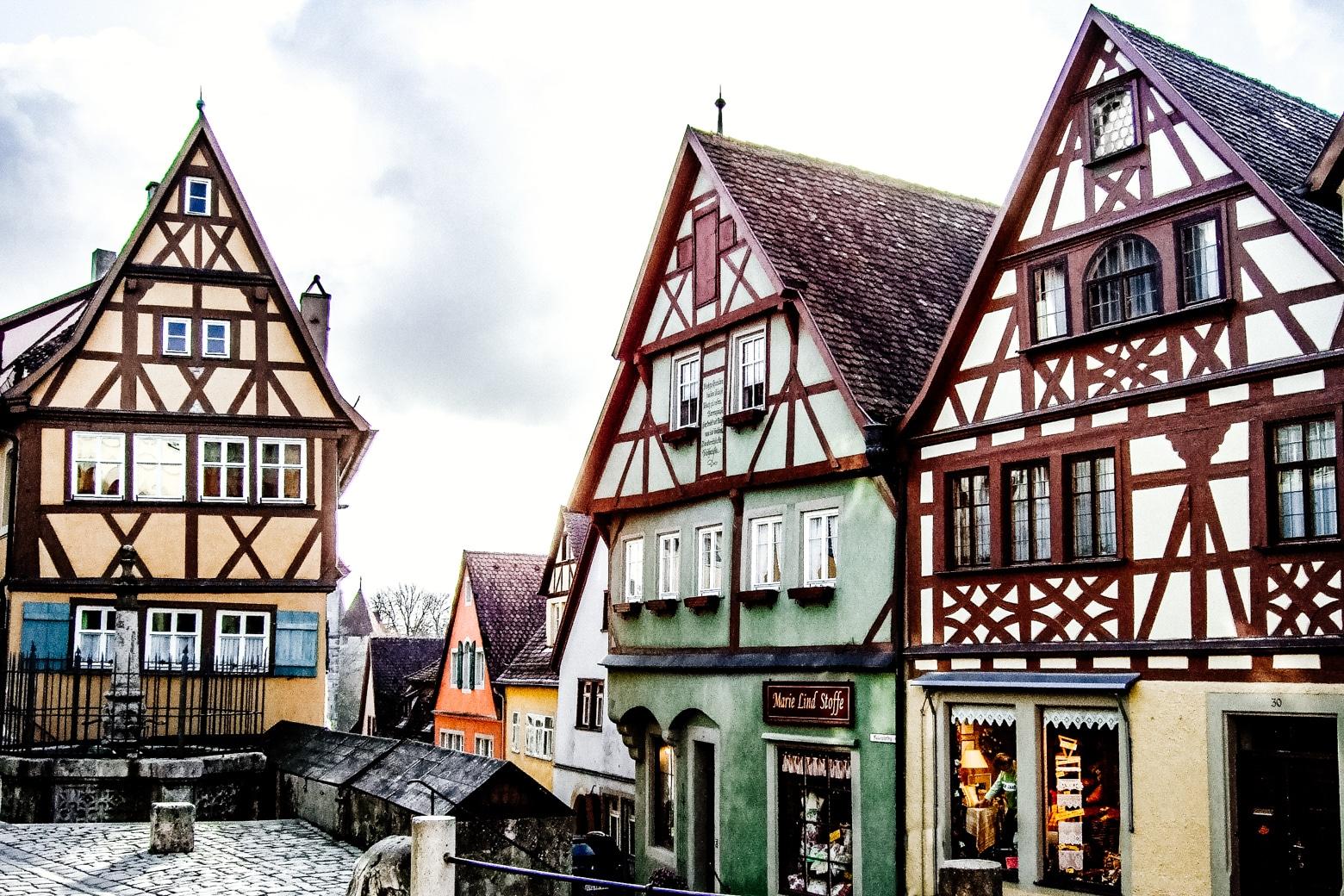 Rothenburg ob der Tauber, Bavaria