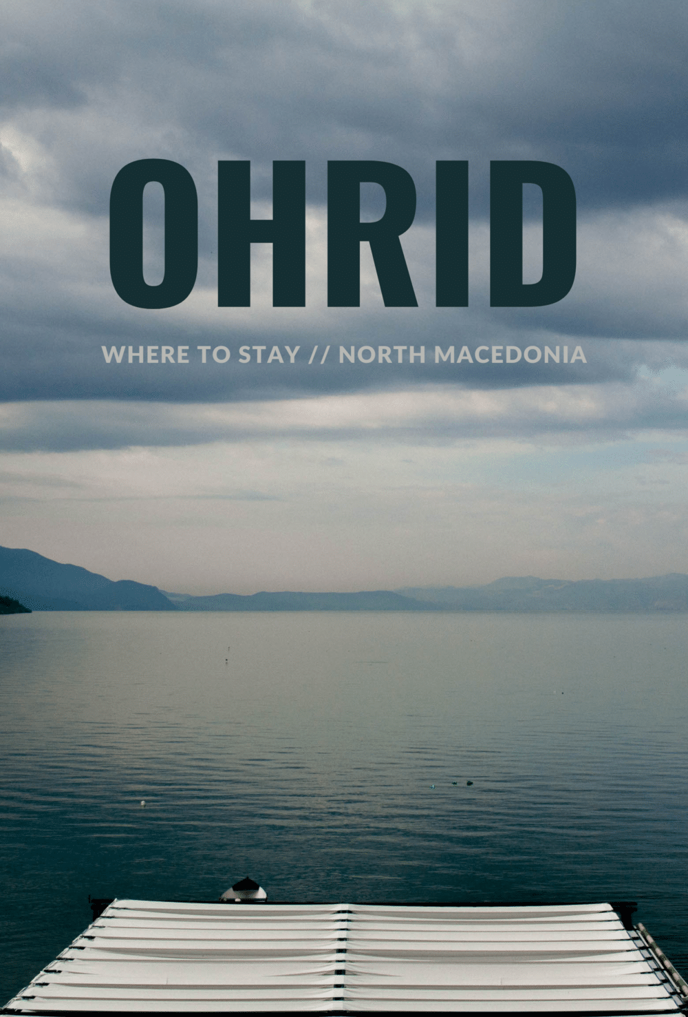 Lake Ohrid Lake View