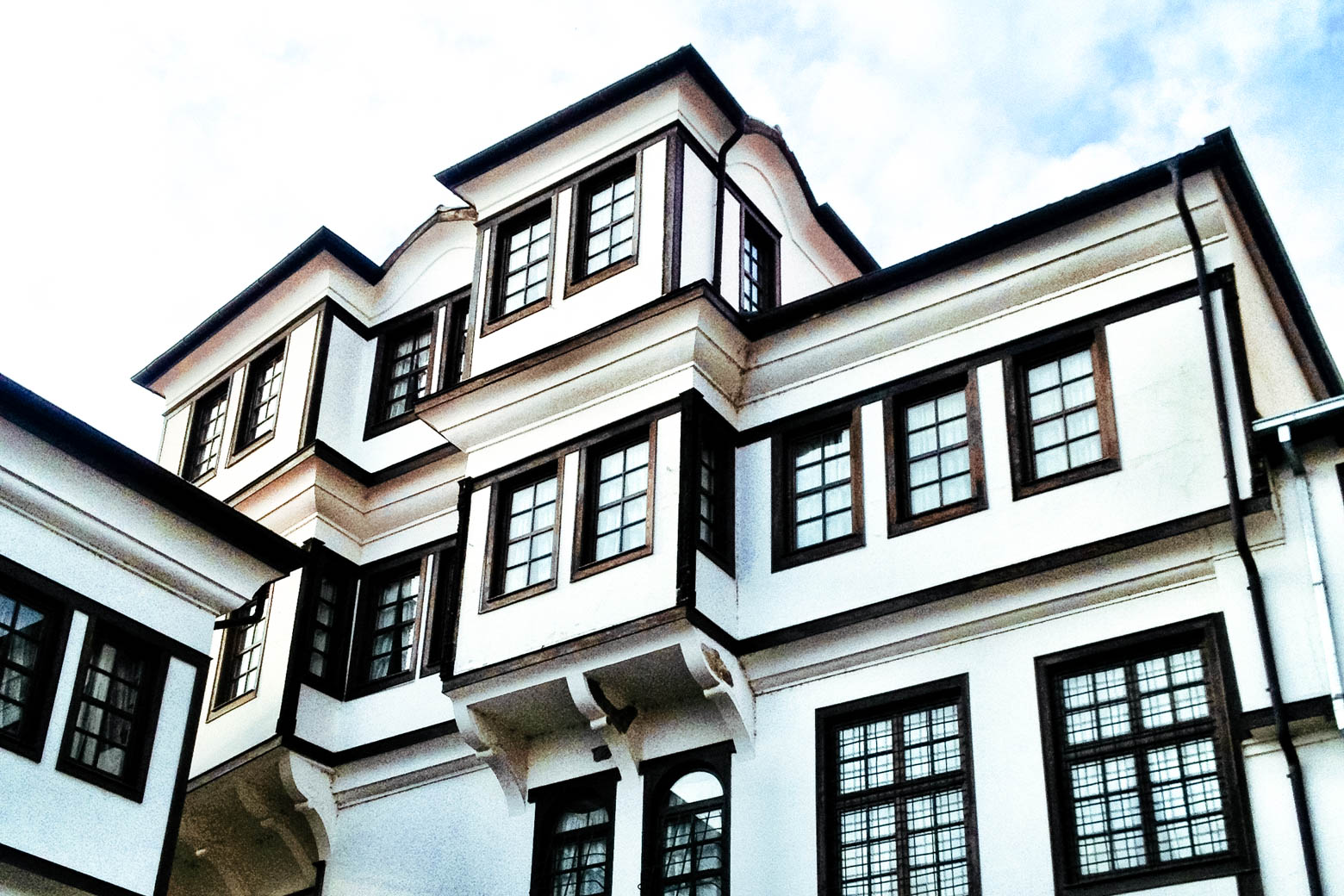 Ottoman House in Ohrid